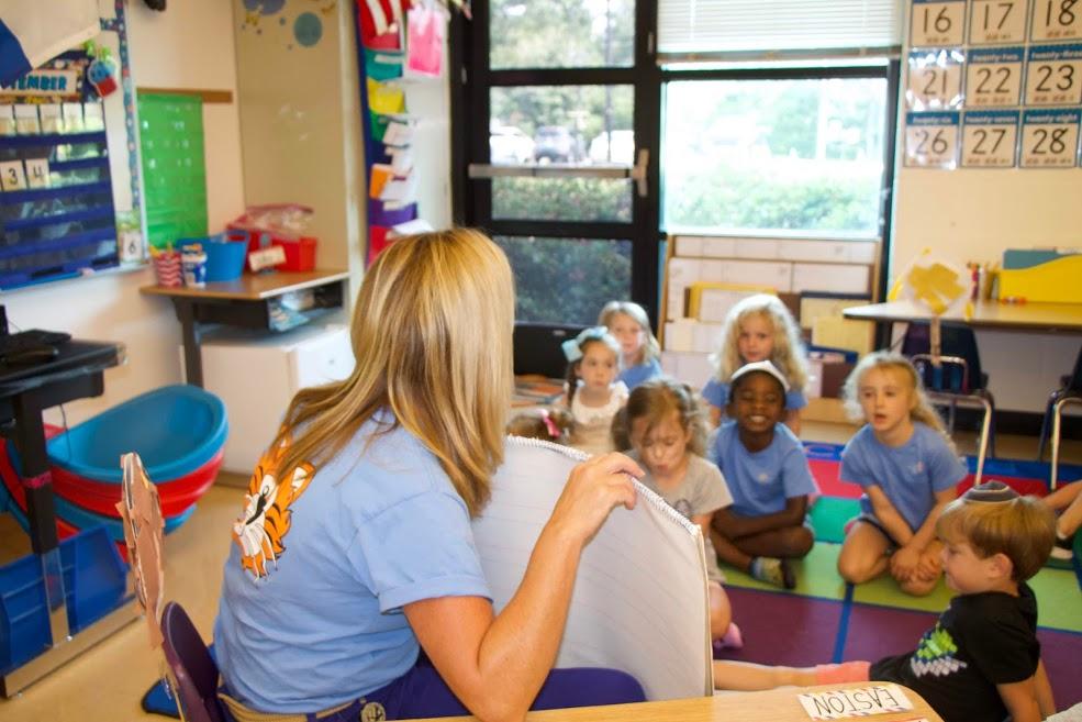 Education at Private School in VA