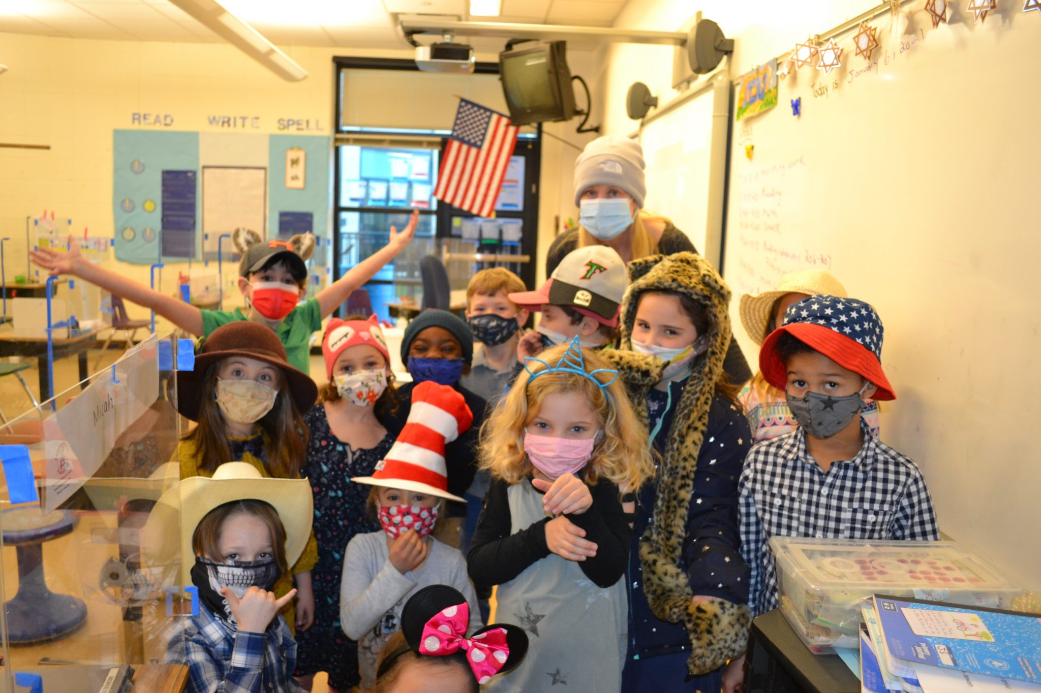 Spirit Week And Day Of Giving Inspires Extraordinary Level Of Parent Donations At The Strelitz International Academy