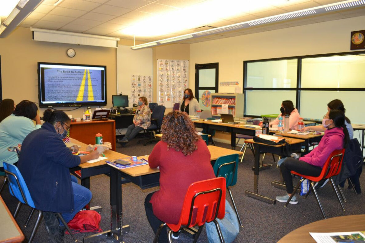 SIA faculty and administrators attended the IB® Virtual Conference