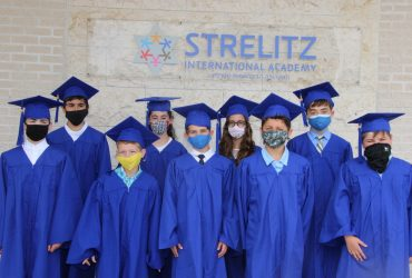 Students after graduating from SIA School
